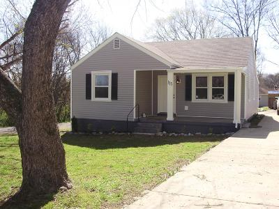 Maury County Single Family Home For Sale: 115 Goode Dr