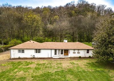 Nashville Single Family Home For Sale: 6505 Jocelyn Hollow Rd