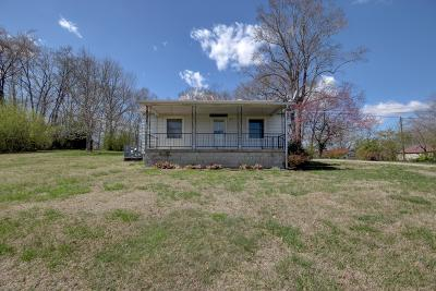 Clarksville TN Single Family Home For Sale: $79,500