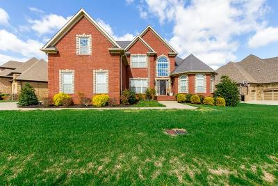 Clarksville TN Single Family Home For Sale: $450,000