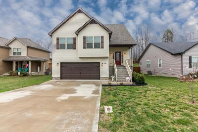 Clarksville TN Single Family Home For Sale: $215,000