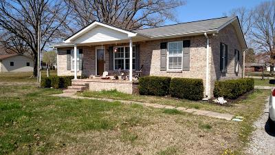 Smithville TN Single Family Home Under Contract - Showing: $119,900