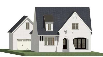 Nashville Single Family Home For Sale: 117 Lasalle Ct