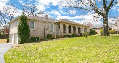 Lebanon Single Family Home For Sale: 1712 Cook Dr