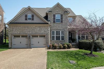 Nashville Single Family Home For Sale: 1409 Beech Hollow Ct