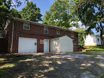 Christian County, Ky, Todd County, Ky, Montgomery County Rental For Rent: 133 -B Hadley Drive
