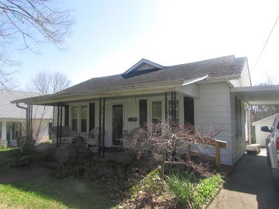 Lawrenceburg Single Family Home Under Contract - Showing: 327 S Military Ave
