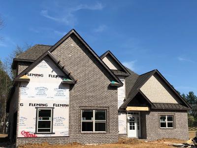 Mount Juliet TN Single Family Home For Sale: $423,777