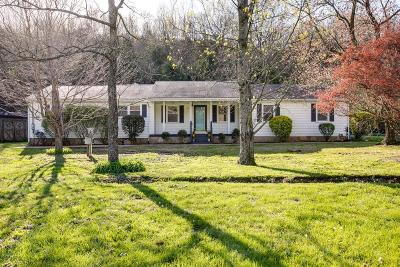 Franklin  Single Family Home For Sale: 1611 Lewisburg Pike