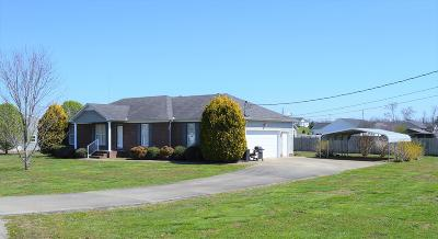 Marshall County Single Family Home Under Contract - Showing: 2148 Horton Way