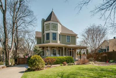 Nashville  Single Family Home For Sale: 304 51st Ave N