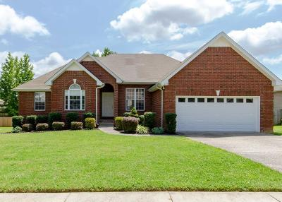 White House Single Family Home For Sale: 209 Foster Dr