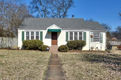 Nashville  Single Family Home For Sale: 5548 Kendall Dr