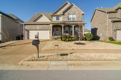 Nashville Single Family Home For Sale: 7720 Sunbar Ln