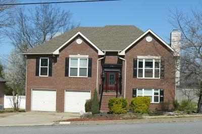 Smyrna Single Family Home Under Contract - Showing: 204 Dogwood Ln