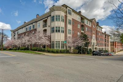 Nashville  Condo/Townhouse For Sale: 4120 Ridgefield Drive 316