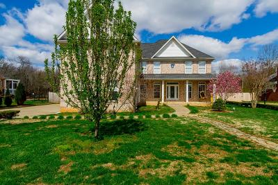Pleasant View Single Family Home Under Contract - Showing: 1135 Kacie Dr