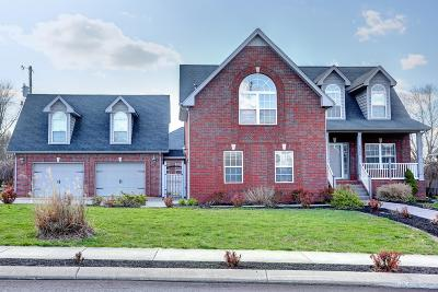 White House Single Family Home Under Contract - Showing: 2969 Indian Ridge Blvd