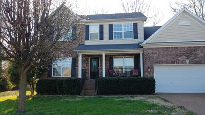Williamson County Single Family Home For Sale: 3203 Timberwood Ct