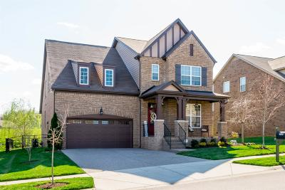Williamson County Single Family Home For Sale: 4986 Maxwell Landing Dr
