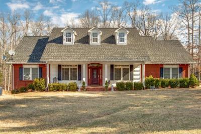 Centerville Single Family Home For Sale: 4109 Bogie Dr