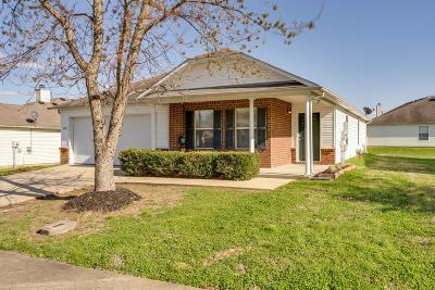 Williamson County Single Family Home For Sale: 2698 New Port Royal Rd
