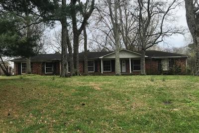 Hendersonville Single Family Home For Sale: 207 Lake Terrace Dr