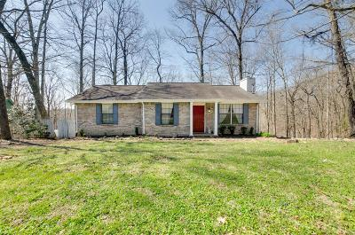White House Single Family Home For Sale: 1816 Winding Way Dr