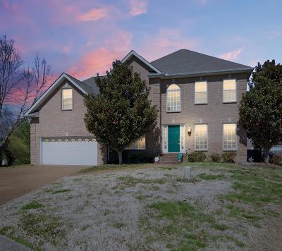 Hendersonville Single Family Home For Sale: 124 Fieldcrest Cir