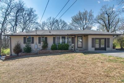 Hendersonville Single Family Home For Sale: 141 Forest Retreat Rd