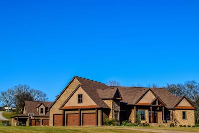 Sumner County Single Family Home Under Contract - Showing: 1328 Brinkley Branch Rd