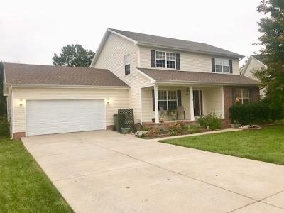 Christian County Single Family Home For Sale: 997 Wing Tip Cir