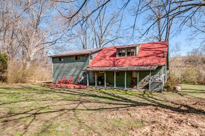 Franklin Single Family Home For Sale: 5920 N Lick Creek Rd