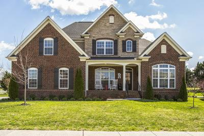 Spring Hill Single Family Home Under Contract - Showing: 1205 White Rock Rd