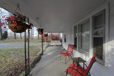 White Bluff Single Family Home For Sale: 1050 Claylick Rd