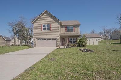 Single Family Home Sold: 600 Creekpoint Ln