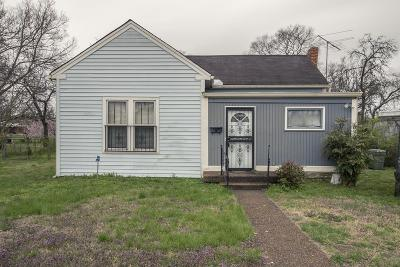 Wilson County Single Family Home For Sale: 110 E Forrest Ave