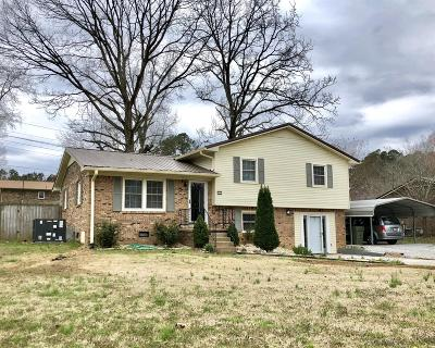 Lawrenceburg Single Family Home Under Contract - Showing: 1619 Grandaddy Rd