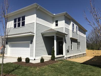 Nashville Single Family Home For Sale: 5702 Maxon Ave