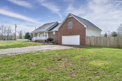 White House Single Family Home For Sale: 113 Larkspur Ct