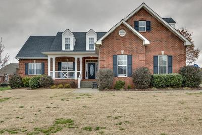 Thompsons Station Single Family Home Under Contract - Showing: 2120 Parliament Dr
