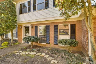Brentwood Condo/Townhouse Under Contract - Showing: 1107 Brentwood Pointe