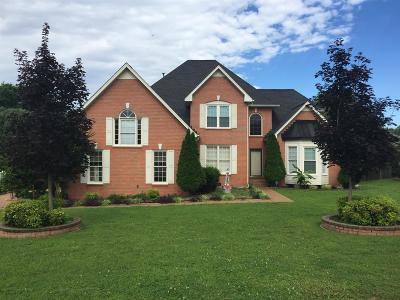 Hendersonville Single Family Home For Sale: 115 Wyncrest Ct