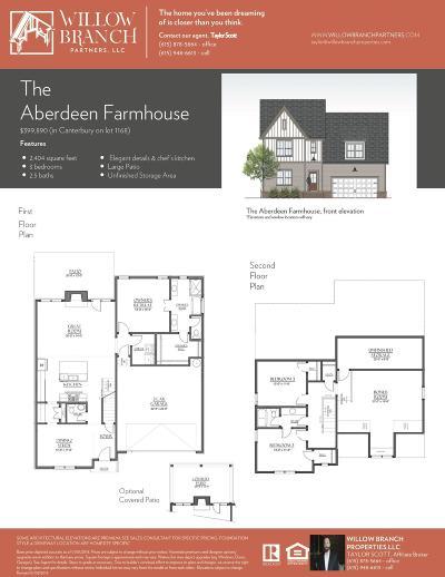 Thompsons Station Single Family Home For Sale: 2704 Cloister Lane (Lot 1168)