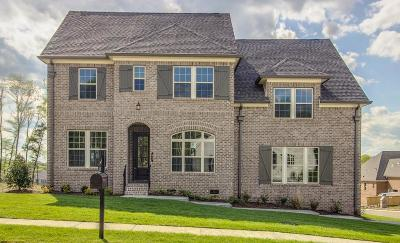 Williamson County Single Family Home Active - Showing: 611 Dunmeyer Court Lot 76