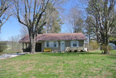 Christian County Single Family Home Under Contract - Showing: 3980 Princeton Road