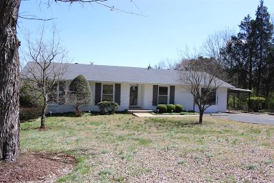 Mount Juliet, Mt Juliet, Mt. Juliet Single Family Home Under Contract - Showing: 323 Queens Dr
