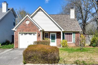 Franklin Single Family Home Under Contract - Showing: 701 Wayside Ct