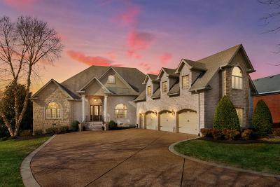 Sumner County Single Family Home Under Contract - Showing