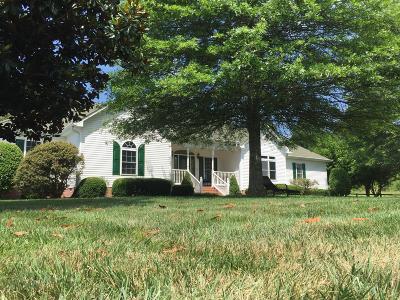 Culleoka Single Family Home For Sale: 2310 Mooresville Pike